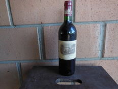 1986 Chateau Lafite Rothschild, Pauillac 1er Grand Cru Classé - 1 bottle