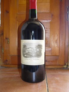 1994 Chateau Lafite, Paulliac - 1 double magnum (300cl) in OWC