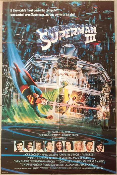 Anonymous - Superman III (Christopher Reeve) - 1983