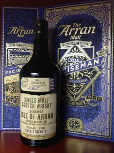 "Arran limited edition Smugglers' Series Volume 3 ""The Exciseman"""