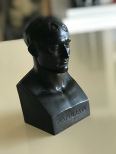 Bronze of Napoleon Bonaparte after Antoine-Denis Chaudet