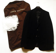 NEW - Louis Vuitton - velvet - blazer