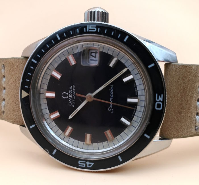 Omega - Seamaster Big Crown - 166.062  - Men - 1970-1979