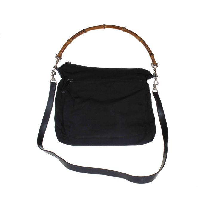 4808119d04778 Gucci - Bamboo shoulder bag with strap - Vintage   No minimum price ...