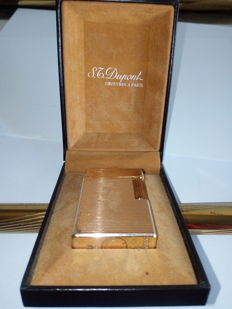 Dupont lighter with original box - working