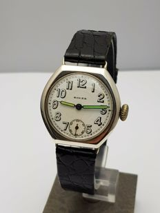 Rolex Art Deco - men's wristwatch - Swiss made, 1930s