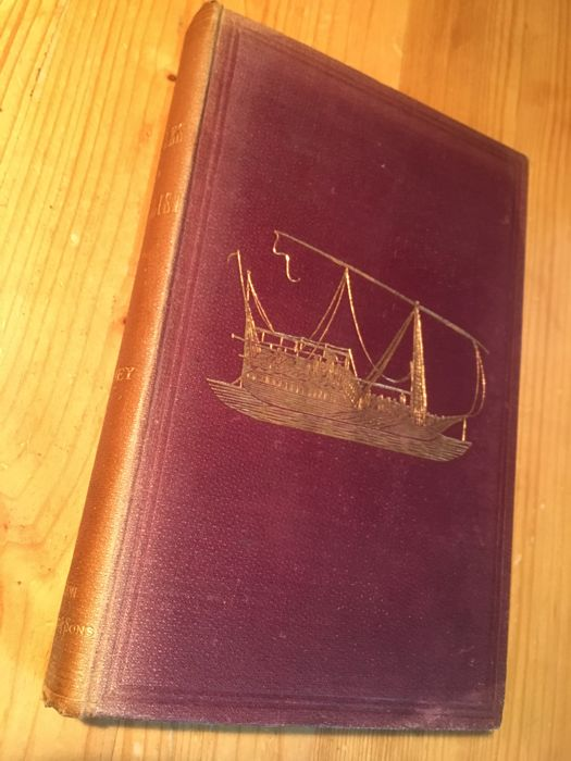 J. H. Gurney - Rambles of a Naturalist in Egypt & other Countries - 1876