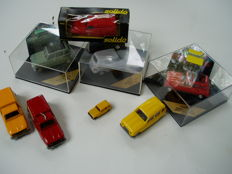 Vitesse - Scale 1/43 - Lot with 8 models: 8 x Renault
