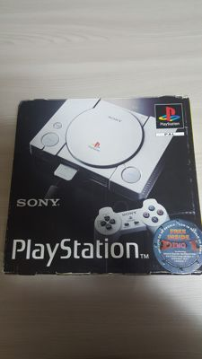 Playstation Boxed SCPH 1002