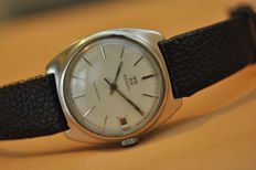 Zenith - Vintage Automatic Men's Wristwatch 1970's - Men - 1970-1979