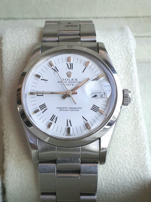 Rolex Datejust, Men's, 1980's
