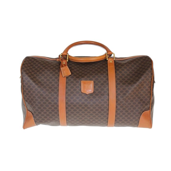 1ec8d5749861 Celine - Macadam Boston 50 Travel Bag -  No Minimum Price ...