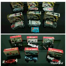 Politoys - Scala 1/32 - Lot of 13 new vintage cars for collectors