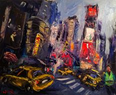 Ludovic Labbé - 'New-York'