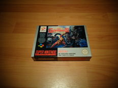 "Snes ""Super Castlevania IV"" Fully Complete in Superb Condition, Rare FAH Version"