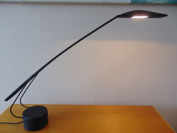 Mario barbaglia and marco colombo for italiana luxe desk lamp