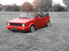 Volkswagen - Golf 1 convertible - Year of construction 1992