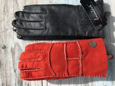 Laimböck, two pair of women's gloves