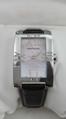 Montblanc - Profile Elegance Limited Edition Diamonds - 1777/1906 - Dame