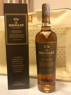 Macallan edition 01