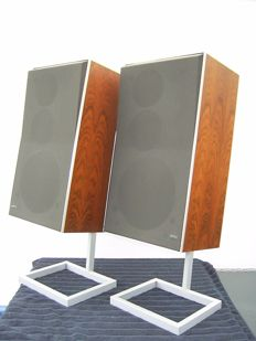 Bang & Olufsen BeoVox 45-2 on stand