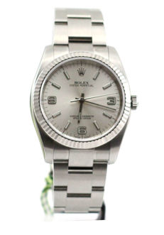 Rolex - Oyster Perpetual - 116034 - Unisex - 2011-heden