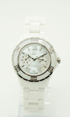 GUESS Collection Woman Ceramic GC Sport Class X69117l1S Price 1095€ BRANDNEW