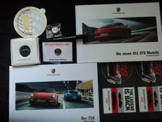 1 collection Porsche parts