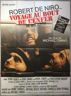 Jouineau Bourduge - Voyage au bout de l'enfer / The Deer Hunter (Robert De Niro) - 1978