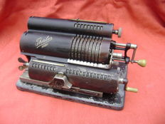 Antique THALES patent - calculator - Germany 1910-12