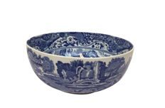 Copeland Spode - large bowl in blue/white