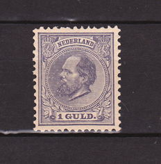 The Netherlands 1888 – King William II – NVPH 28