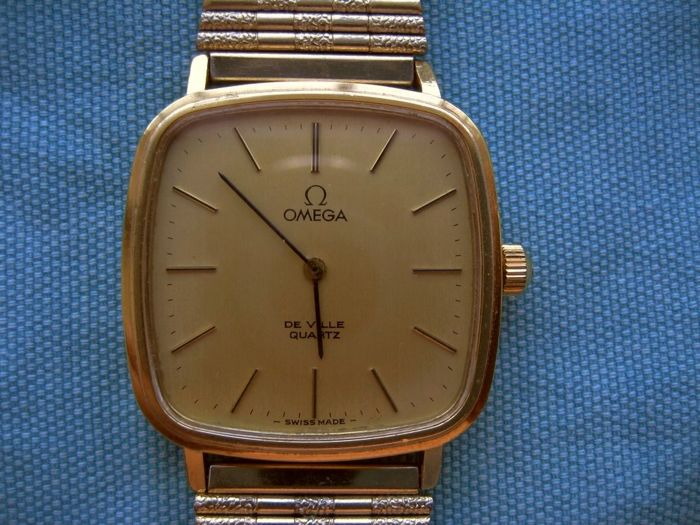 Omega - DE  VILLE - WATCH  Co  MD 191.0045 - 男士 - 1990-1999
