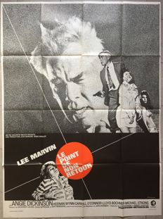 Anonymous - Le point de non-retour / Point Blank (Lee Marvin) - 1967
