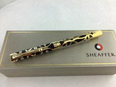 Beautiful Sheaffer Nostalgia Vermeil fountain pen.  14 Karat pen nib.
