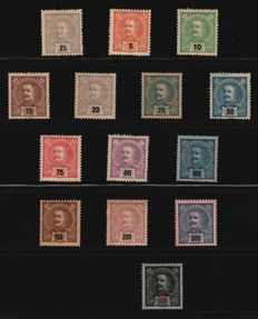 Portugal - Series Selection - Unificato 124-125, 146-153, 154-167