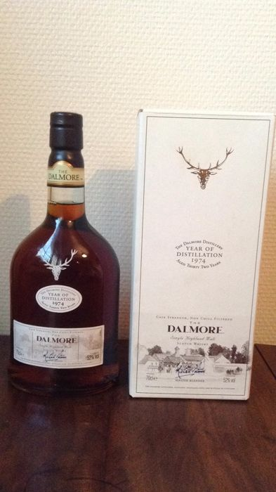 Dalmore 1974 - Thirty Two Years - OB