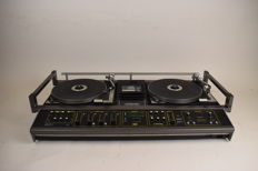Citronic ISIS - CL300D - Dual turntable + tape