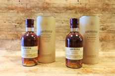 Aberlour A'Bunadh Batch No.54 in original tin - 2 Bottles