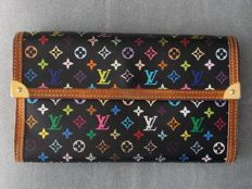 Louis Vuitton Murakami - Limited Edition - Trésor Wallet - **No reserve price**