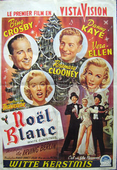 Anomynous - White Christmas (Bing Crosby) - 1954
