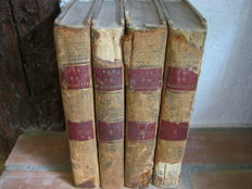 John Marshall - Vie de George Washington - 4 volumes - 1807