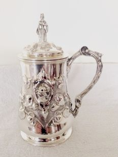 Russian Silver Cup, 1853