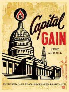 Shepard Fairey (OBEY) - Capital Gain