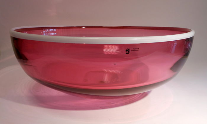 Geir Nustad - unica bowl / glass object