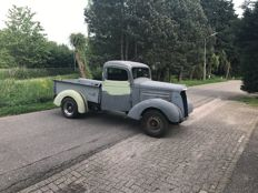 Chevrolet - pick-up stepside - 1937