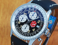 Breitling Old Navitimer II Snowbird Automatic Men's Watch! Limited Edition!