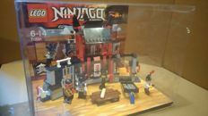 Ninjago - Shopdisplay - 70591