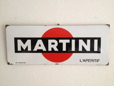 Martini - Advertising sign - from 1968