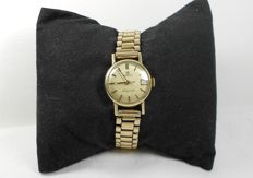 Omega Ladymatic  ,Date Automatic   24 jewles  Solid 9ct Gold  Ladies watch Cal: 681 Circa 1966